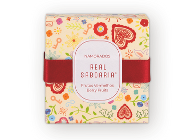 Savons - Solide Shampooing Namorados - REAL SABOARIA