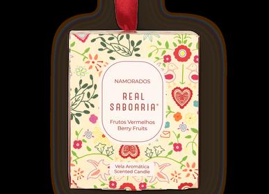 Bougies - Bougie Parfumée Namorados - REAL SABOARIA