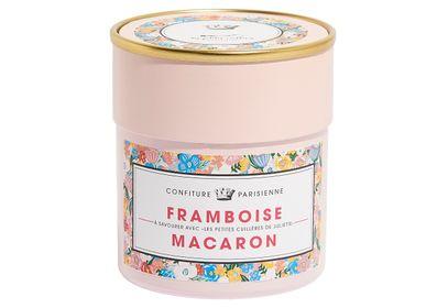 Candy - RASPBERRY - MACAROON 250G - CONFITURE PARISIENNE