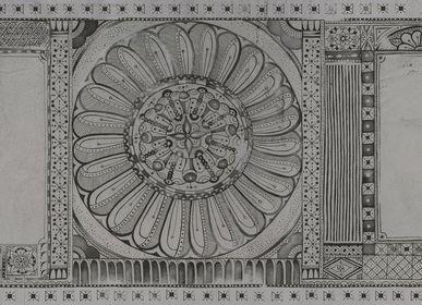Papiers peints - Papier peint India Widescreen  - INCREATION