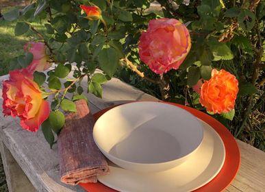 Sets de table - sous-plats en plastique - FIORIRA UN GIARDINO SRL