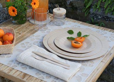 Garden textiles - vinyl placemats - FIORIRA UN GIARDINO SRL