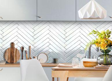 Kitchen splash backs - Tiles for kitchen splash backs - MADE A MANO - ROSARIO PARRINELLO