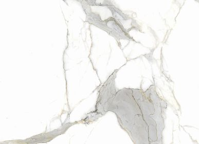 Crédence - Calacatta Michelangelo - LAMINAM FRANCE