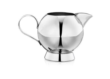 Coffee and tea - Spheres Cream Jug - NICK MUNRO