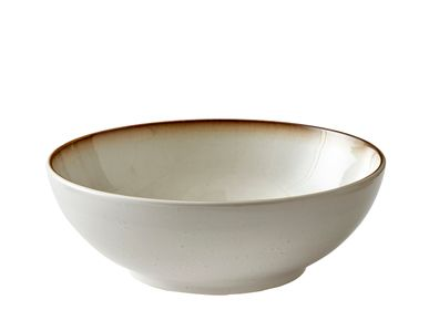 Bols - BITZ Saladier Dia. 30 x 10 cm Crème/crème - BITZ