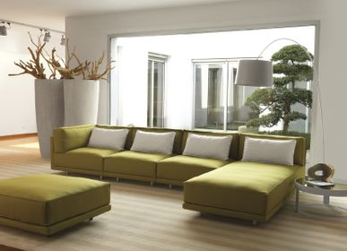 Sofas - DENNIS modular sofa and sofa bed - MILANO BEDDING