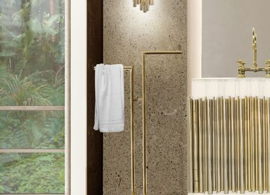 Bath towels - EDEN TOWEL RACK - MAISON VALENTINA