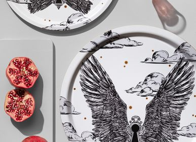 Trays - Wings of Desire - Tray - Serving tray - JAMIDA OF SWEDEN