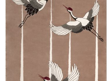 Bespoke carpets - Heron Rug - RUG'SOCIETY