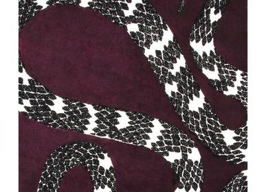 Design carpets - Snake 8 Rug - RUG'SOCIETY
