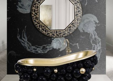 Hotel bedrooms - NEWTON BATHTUB - MAISON VALENTINA