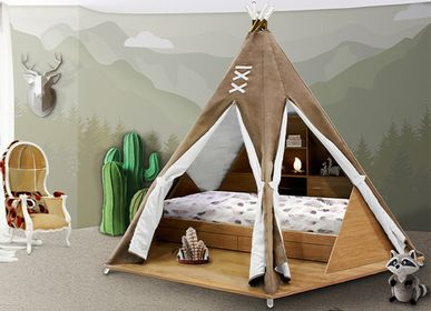 Beds - TEEPEE ROOM - INSPLOSION