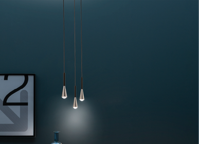 Hanging lights - ICONIC  - ELESI LUCE