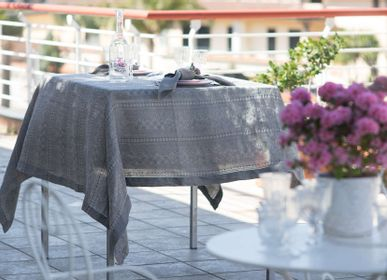 "Table linen - 100% linen tablecloth ""Sofia"" - EVA"