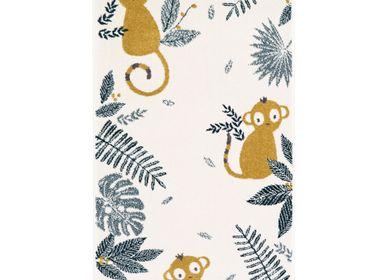 Design carpets - MONKEY PARADISE RUG  - NATTIOT