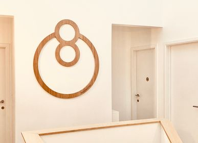 Other wall decoration - BeYou Giant energetic symbol in Bamboo - BEYOU BY BEYOUBEUNITED