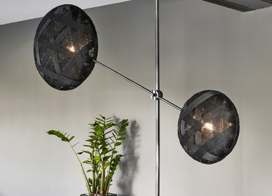 Hanging lights - Pendant lamp structure CHANPEN - FORESTIER