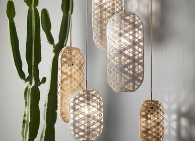 Hanging lights - Pendant lamp  CAPSULE - FORESTIER