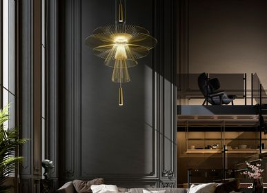 Hanging lights - Gravity Pendant lamp - FORESTIER