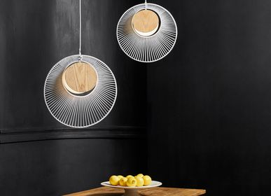 Hanging lights - Pendant lamp OYSTER - FORESTIER
