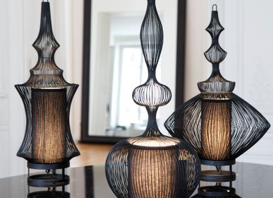 Table lamps - Table lamp OPIUM, TIBET & IMPERATRICE - FORESTIER