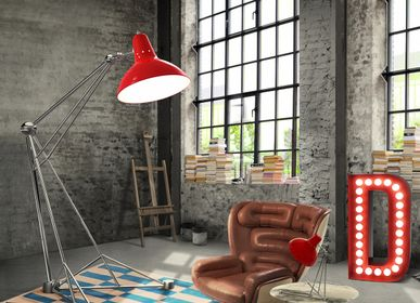 Floor lamps - DIANA FLOOR LAMP - INSPLOSION