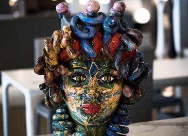 Céramique - Objet décoratif en céramique méduse  - ARTEFICE ATELIER