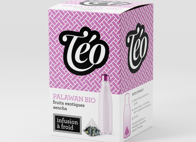 Tea and coffee accessories - Palawan Tea Exotic Fruits ORGANIC - TEO