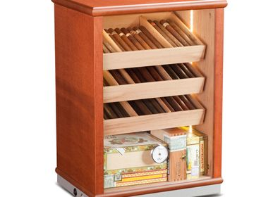 Caskets and boxes - Humidor REVERSO - DEART SRL - ITALIAN FINE FURNITURE