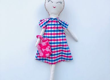 Objets de décoration - FANNY - *when is now doll - *WHEN IS NOW