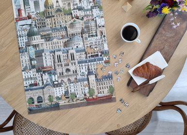 Cadeaux - puzzles de jigsaw (1000 pièces) - MARTIN SCHWARTZ