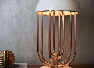 Table lamps - TURNER TABLE LAMP - INSPLOSION