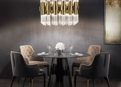 Chairs - CHARLA DINING CHAIR - INSPLOSION