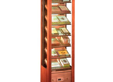 Bookshelves - Humidor showcase INVISTA - DEART SRL - ITALIAN FINE FURNITURE