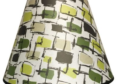 "Customizable objects - LAMP SHADES COLLECTION ""THE SIXTIES"" KT 038 - LA MAISON DE GASPARD / FP CONCEPT"