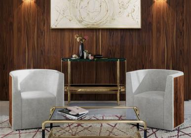 Pièces uniques - Lautner | Table centrale - ESSENTIAL HOME