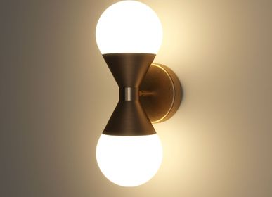Wall lamps - NoMad Wall Lamp - CREATIVEMARY