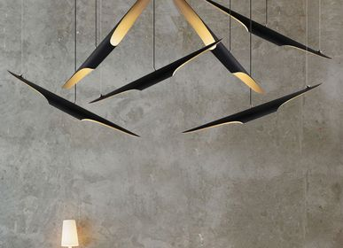 Ceiling lights - COLTRANE SUSPENSION LAMP - INSPLOSION