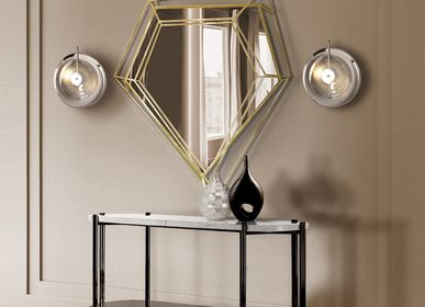 Mirrors - DIAMOND SMALL MIRROR - INSPLOSION