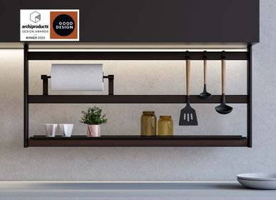 Meubles de cuisines - Hang Système de racks de cuisine suspendus - DAMIANO LATINI