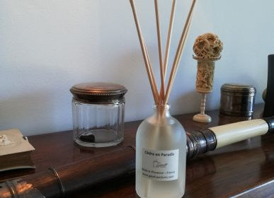 Cadeaux - Diffuseurs de parfums avec rotin 100ml - GAULT PARFUMS