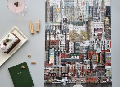 Gifts - New York jigsaw puzzle (1000 pieces) - MARTIN SCHWARTZ