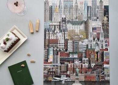 Cadeaux - New York jigsaw puzzle (1000 pièces) - MARTIN SCHWARTZ