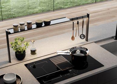 Meubles de cuisines - Hang Top système d'accessoires de cuisine  - DAMIANO LATINI