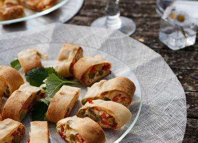 Assiettes au quotidien - assiettes en borosilicate - FIORIRA UN GIARDINO SRL