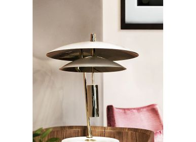 Chambres d'hôtels - BASIE | Lampe de Table - DELIGHTFULL
