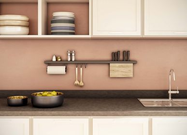 Kitchens furniture - Horizon T under cabinet shelf - DAMIANO LATINI