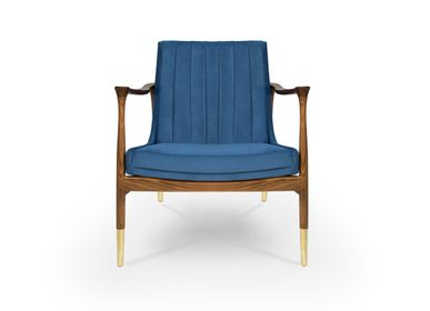 Loungechairs for hospitalities & contracts - Hudson | Armchair - ESSENTIAL HOME