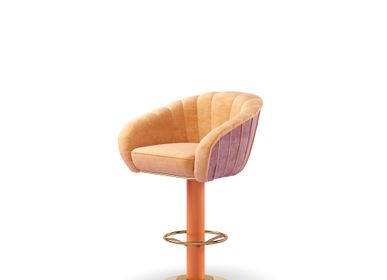 Chairs - Vivien Swivel Bar Chair - OTTIU
